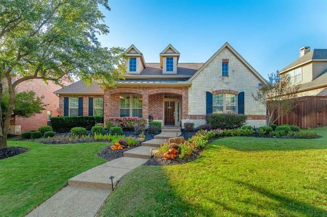 1208 Lady Carol Drive, Lewisville, TX 75056 (MLS #14443550) :: The Chad Smith Team
