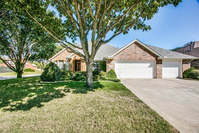 2605 Westwind Drive, Corinth, TX 76210 (MLS #14443567) :: RE/MAX Pinnacle Group REALTORS