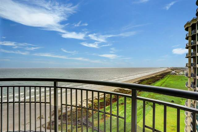 801 E Beach Drive Bc2208, Galveston, TX 77550 (MLS #14443580) :: All Cities USA Realty