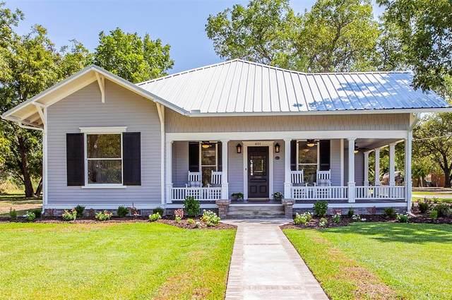 401 N Main Street, Meridian, TX 76665 (MLS #14443627) :: Keller Williams Realty