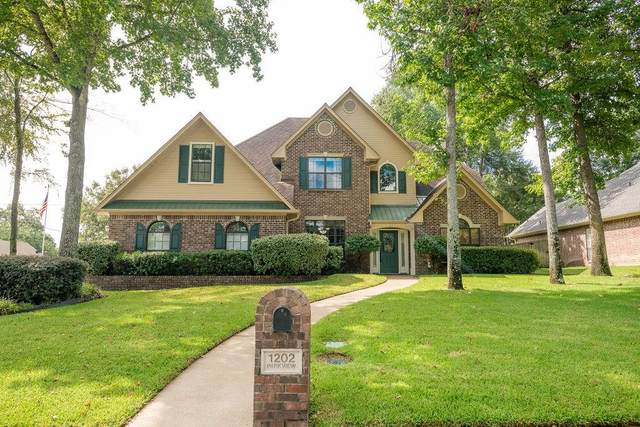 1202 Parkview Drive, Tyler, TX 75703 (MLS #14443662) :: The Juli Black Team