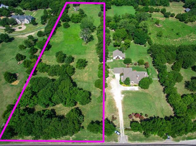 417 Country Club Road, Fairview, TX 75069 (MLS #14443697) :: The Mitchell Group