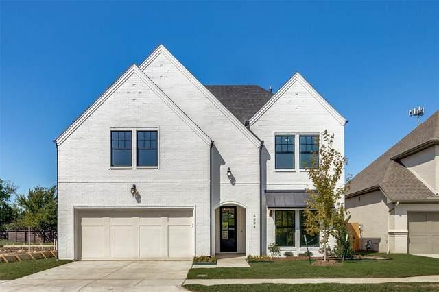 5604 Oaks Lane, Westworth Village, TX 76114 (MLS #14443698) :: The Chad Smith Team