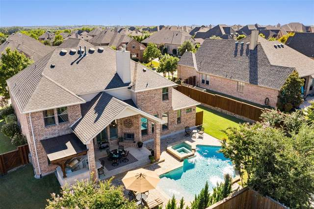1021 Lancer Lane, Prosper, TX 75078 (MLS #14443706) :: The Chad Smith Team