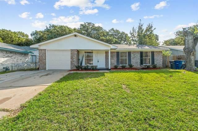 740 Sunburst Drive, Dallas, TX 75217 (MLS #14443760) :: The Hornburg Real Estate Group