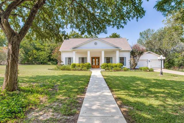 933 E Pradera Court, Fort Worth, TX 76108 (MLS #14443766) :: The Hornburg Real Estate Group
