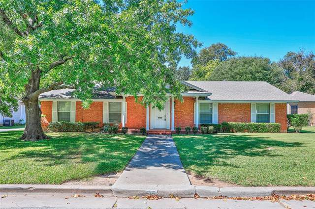 515 S Dixon Street, Gainesville, TX 76240 (MLS #14443774) :: The Daniel Team