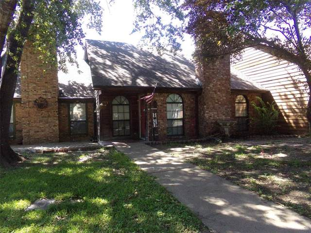 1713 Clearbrook, Corsicana, TX 75110 (MLS #14443878) :: The Hornburg Real Estate Group