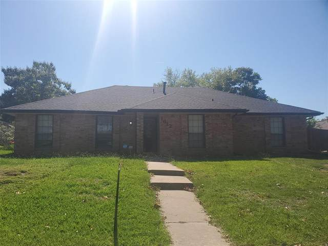 1612 Saint James Drive, Carrollton, TX 75007 (MLS #14443892) :: The Chad Smith Team