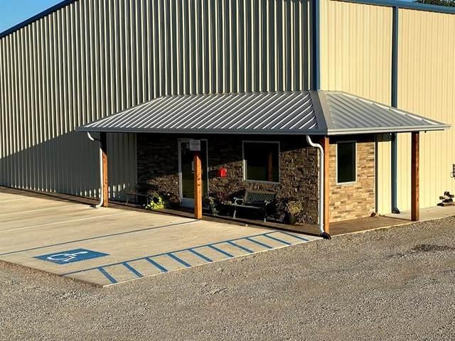301 Industrial Street, Bonham, TX 75418 (MLS #14443961) :: The Kimberly Davis Group