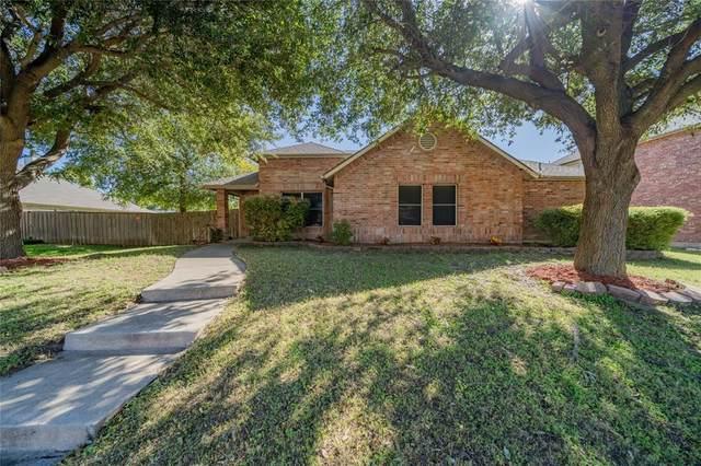 6404 White Oaks Lane, Frisco, TX 75035 (MLS #14443973) :: Team Tiller