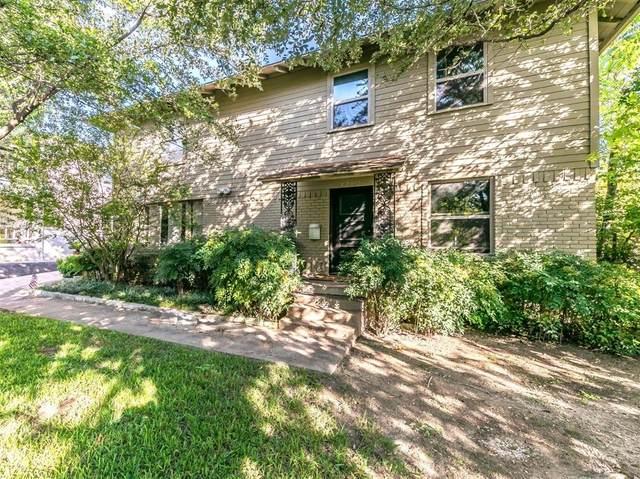 4202 Glenwood Avenue, Dallas, TX 75205 (MLS #14443974) :: Feller Realty