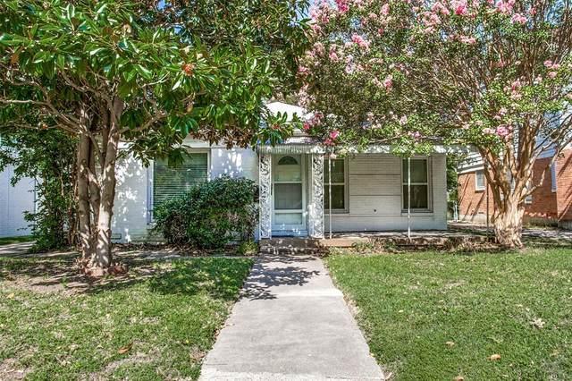 5111 Homer Street, Dallas, TX 75206 (MLS #14444047) :: The Hornburg Real Estate Group