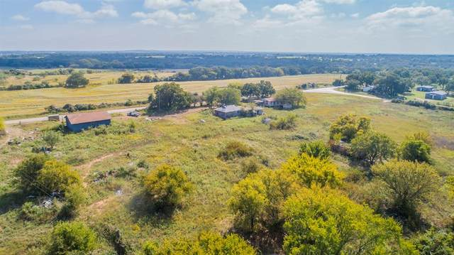 2502 Old Brock Rd., Weatherford, TX 76087 (MLS #14444077) :: The Hornburg Real Estate Group