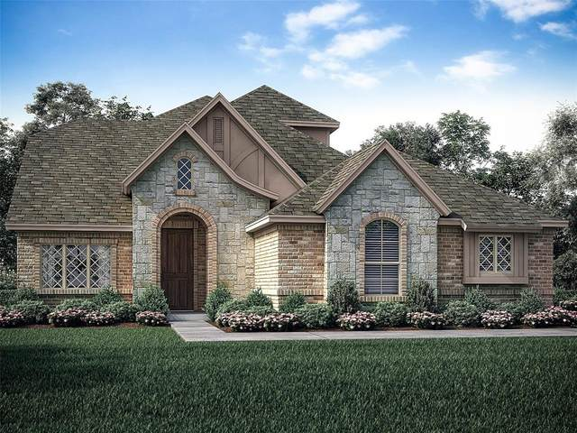 3205 Tail Water Drive, Mansfield, TX 76063 (MLS #14444103) :: The Tierny Jordan Network