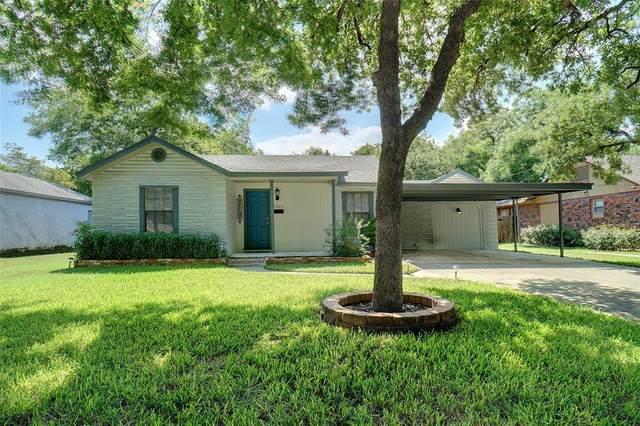 1217 Churchill Road, River Oaks, TX 76114 (MLS #14444133) :: HergGroup Dallas-Fort Worth