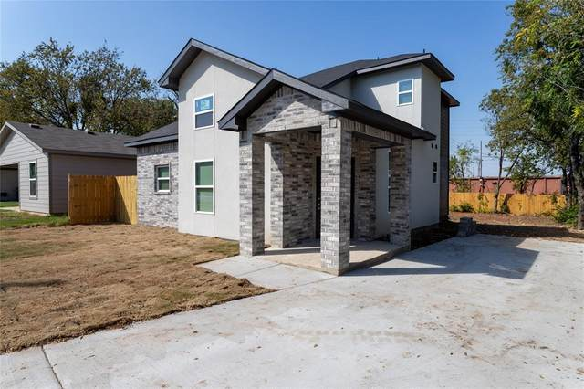 3625 Avenue G, Fort Worth, TX 76105 (MLS #14444159) :: The Hornburg Real Estate Group