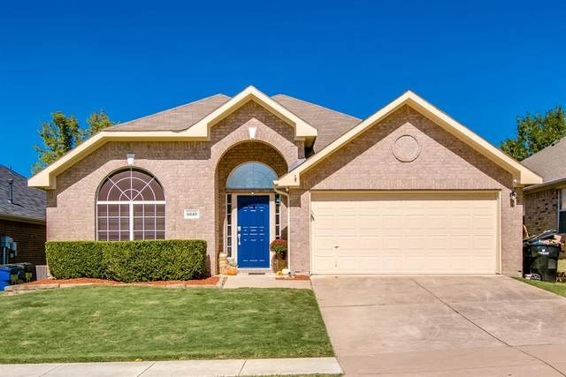 5840 Palomino Drive, Frisco, TX 75034 (MLS #14444168) :: The Rhodes Team