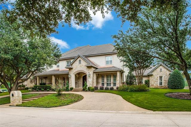 6401 Turnberry Drive, Fort Worth, TX 76132 (MLS #14444170) :: The Daniel Team