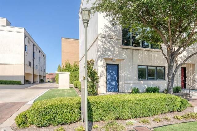 1212 Lipscomb Street, Fort Worth, TX 76104 (MLS #14444189) :: The Chad Smith Team