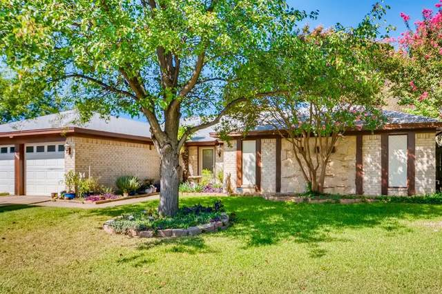 2609 Meadow Green, Bedford, TX 76021 (MLS #14444238) :: RE/MAX Pinnacle Group REALTORS