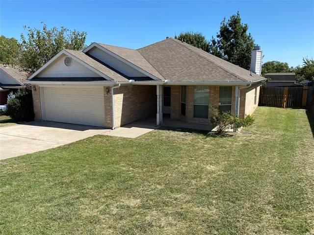 122 Coyote Run, Weatherford, TX 76086 (MLS #14444317) :: Potts Realty Group