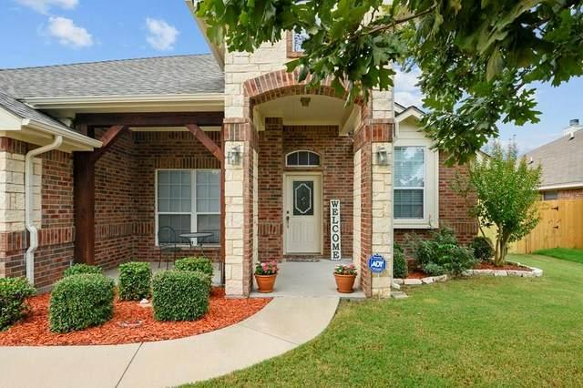 308 Lottie Lane, Saginaw, TX 76179 (MLS #14444329) :: Keller Williams Realty