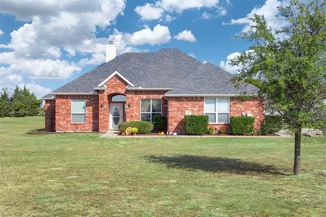 1607 Hearn Lane, Van Alstyne, TX 75495 (MLS #14444372) :: Justin Bassett Realty