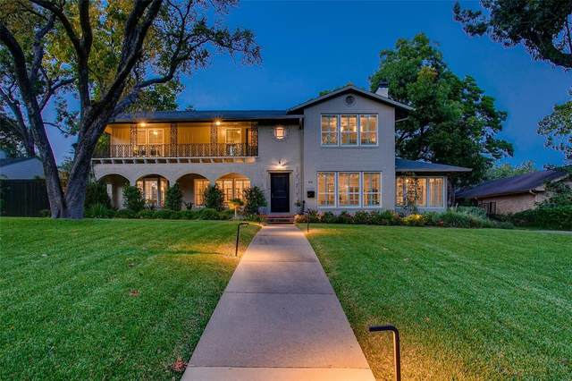915 W Colorado Boulevard, Dallas, TX 75208 (MLS #14444397) :: The Paula Jones Team | RE/MAX of Abilene