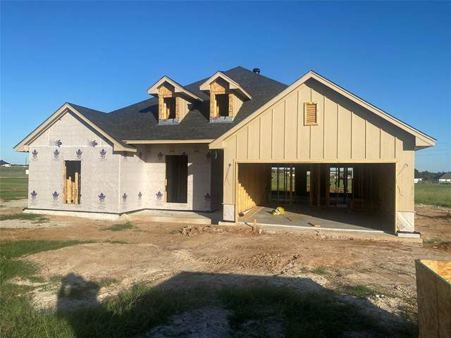 104 Stonegate, Weatherford, TX 76087 (MLS #14444439) :: Real Estate By Design