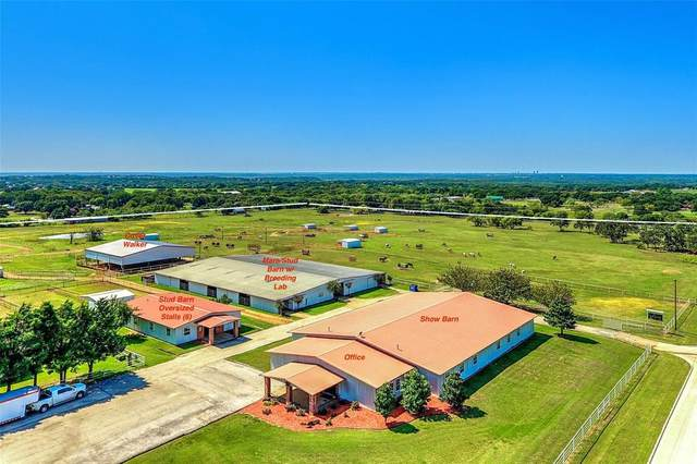 9029 Arvin Hill Road, Aubrey, TX 76227 (MLS #14444467) :: EXIT Realty Elite