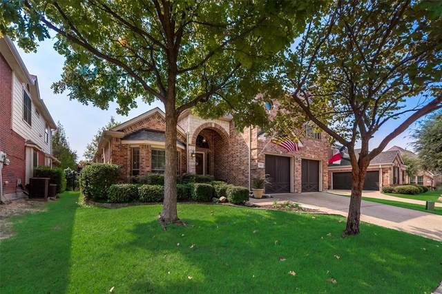 351 Spring Meadow Drive, Fairview, TX 75069 (MLS #14444486) :: The Mauelshagen Group
