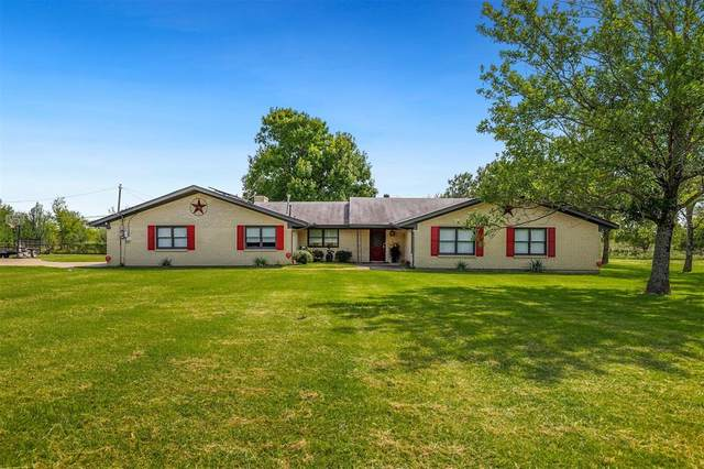 9161 County Road 301, Terrell, TX 75160 (MLS #14444496) :: Real Estate By Design