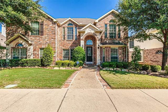 2118 Trickling Creek Drive, Garland, TX 75041 (MLS #14444498) :: The Chad Smith Team