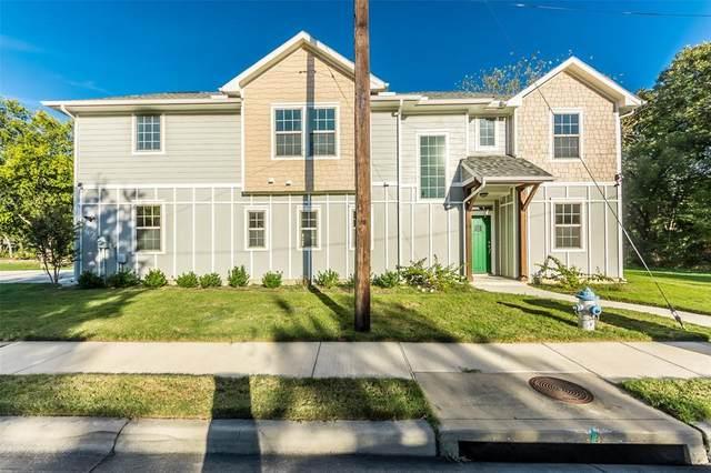 820 Hamilton Street, Mckinney, TX 75069 (MLS #14444612) :: The Hornburg Real Estate Group