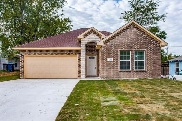 1202 E Davis Avenue, Fort Worth, TX 76104 (MLS #14444677) :: ACR- ANN CARR REALTORS®