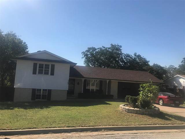 1103 4th Avenue, Mineral Wells, TX 76067 (MLS #14444742) :: Keller Williams Realty