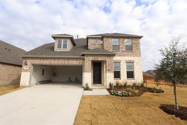 904 Azure Lane, Celina, TX 75009 (MLS #14444848) :: The Kimberly Davis Group