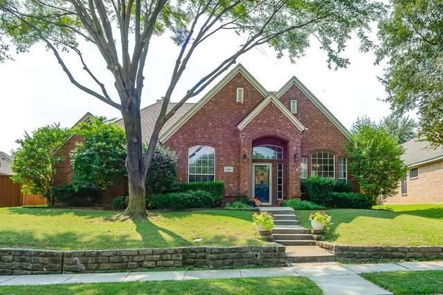 1105 Fairfax Drive, Allen, TX 75013 (MLS #14444866) :: The Mauelshagen Group