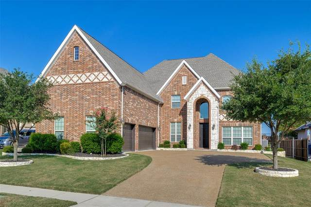1060 Kenilworth Street, Allen, TX 75013 (MLS #14444929) :: Real Estate By Design