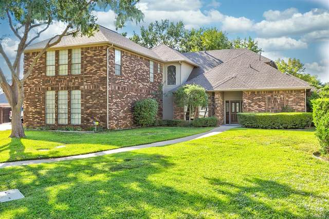 200 Fieldcrest Circle, Coppell, TX 75019 (MLS #14444962) :: Real Estate By Design