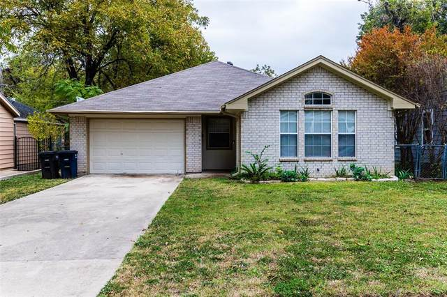 3417 Stanley Avenue, Fort Worth, TX 76110 (MLS #14445019) :: Real Estate By Design