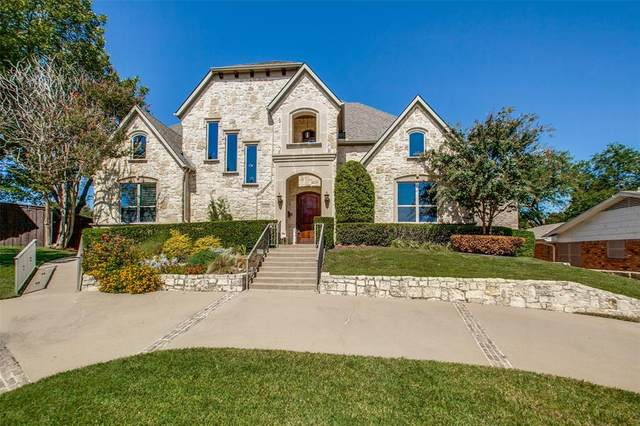 10123 Robin Hill Lane, Dallas, TX 75238 (MLS #14445035) :: The Tierny Jordan Network