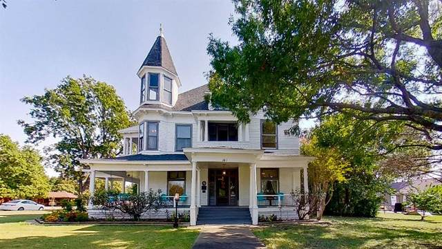 161 E Paris Street, Van Alstyne, TX 75076 (MLS #14445158) :: The Kimberly Davis Group