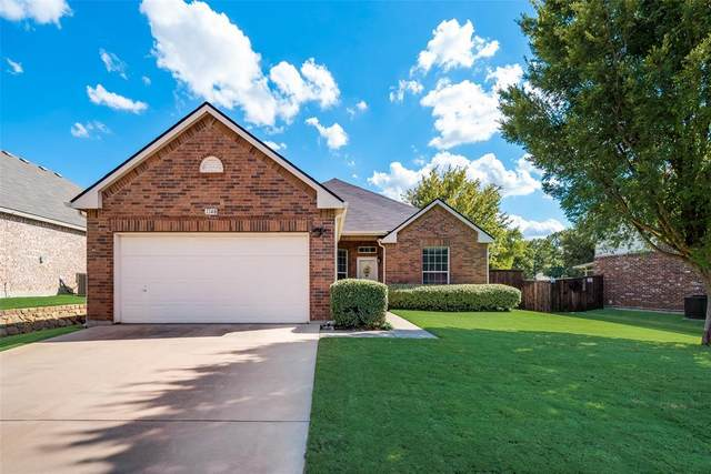 1140 Whispering Trail Circle, Lewisville, TX 75067 (MLS #14445199) :: HergGroup Dallas-Fort Worth