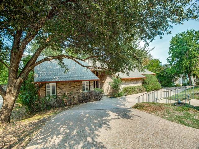 4424 Overton Terrace, Fort Worth, TX 76109 (MLS #14445202) :: Real Estate By Design