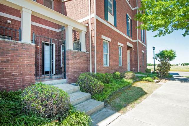 8274 Library Street, Frisco, TX 75034 (MLS #14445223) :: The Hornburg Real Estate Group