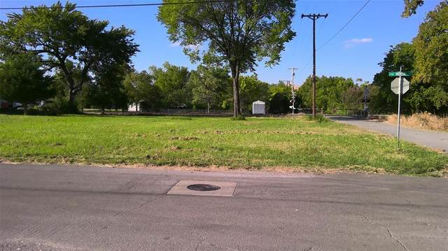 Lot 1B Morse Street, Greenville, TX 75401 (MLS #14445258) :: The Chad Smith Team