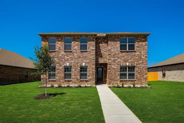 1505 Kite Street, Desoto, TX 75115 (MLS #14445267) :: The Paula Jones Team | RE/MAX of Abilene