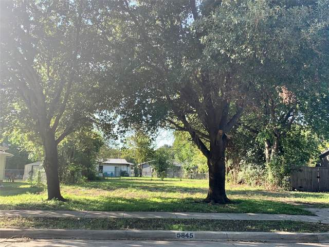 5845 Tracyne Drive, Westworth Village, TX 76114 (MLS #14445281) :: EXIT Realty Elite
